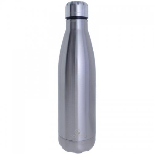 rvs isoleerfles 500ml - stainless