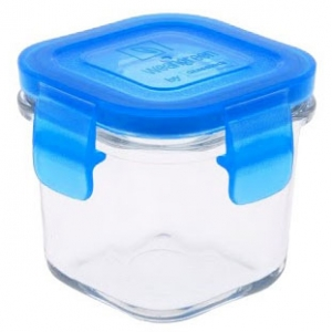 replacement lid for wean cube - blueberry