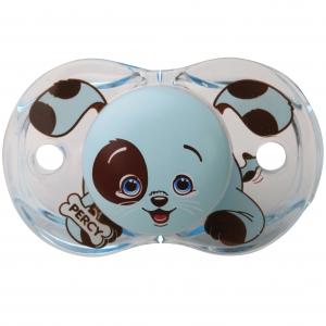 keep-it-kleen fopspeen - blue puppy